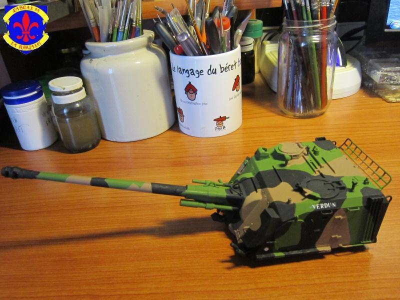 AMX 30 AUF1 au 1/35 d'Heller par Pascal 72 5717