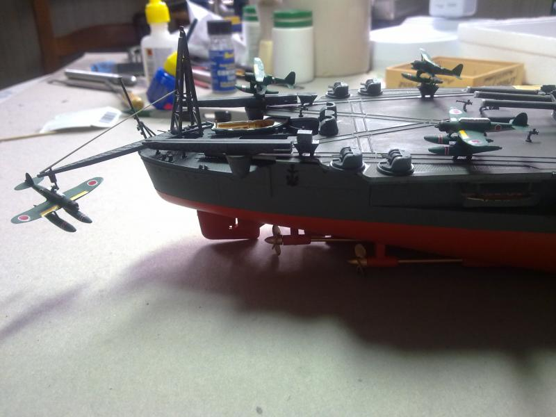 Cuirassé Yamato par Pascal 72 de Tamiya au 1/350 5810