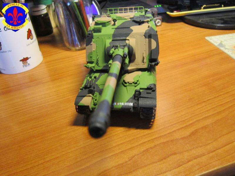 AMX 30 AUF1 au 1/35 d'Heller par Pascal 72 5815