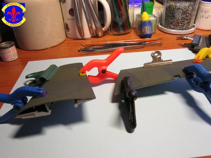 Dornier 335 A PFEIL de Tamiya au 1/48 par Pascal 72 5816