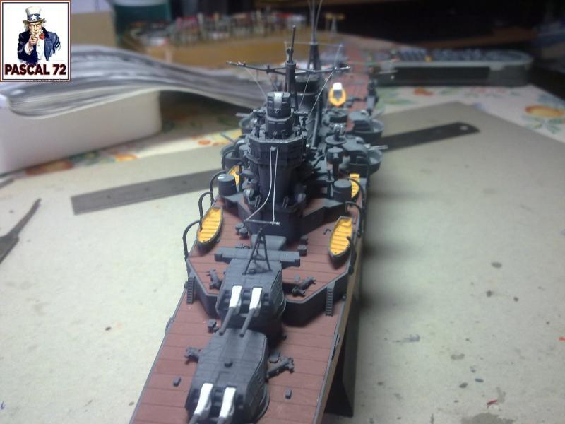 Croiseur lourd MOGAMI au 1/350 de Tamiya par pascal 72 58_110