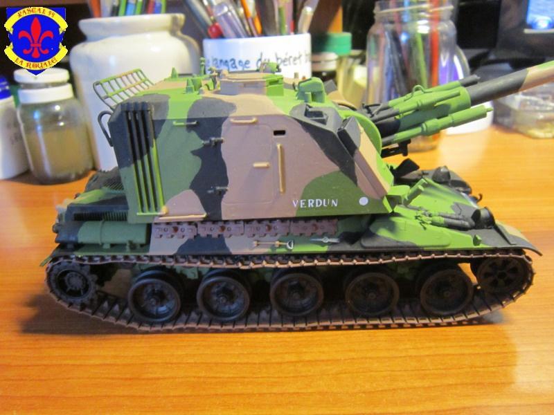 AMX 30 AUF1 au 1/35 d'Heller par Pascal 72 6014