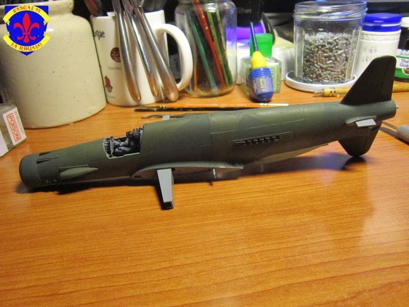 Dornier 335 A PFEIL de Tamiya au 1/48 par Pascal 72 6015
