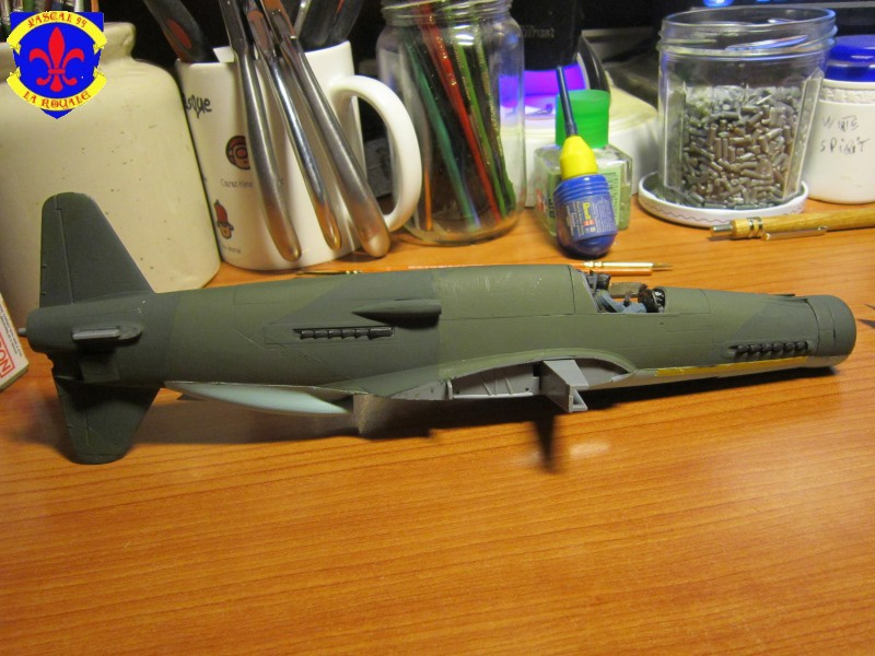 Dornier 335 A PFEIL de Tamiya au 1/48 par Pascal 72 6115