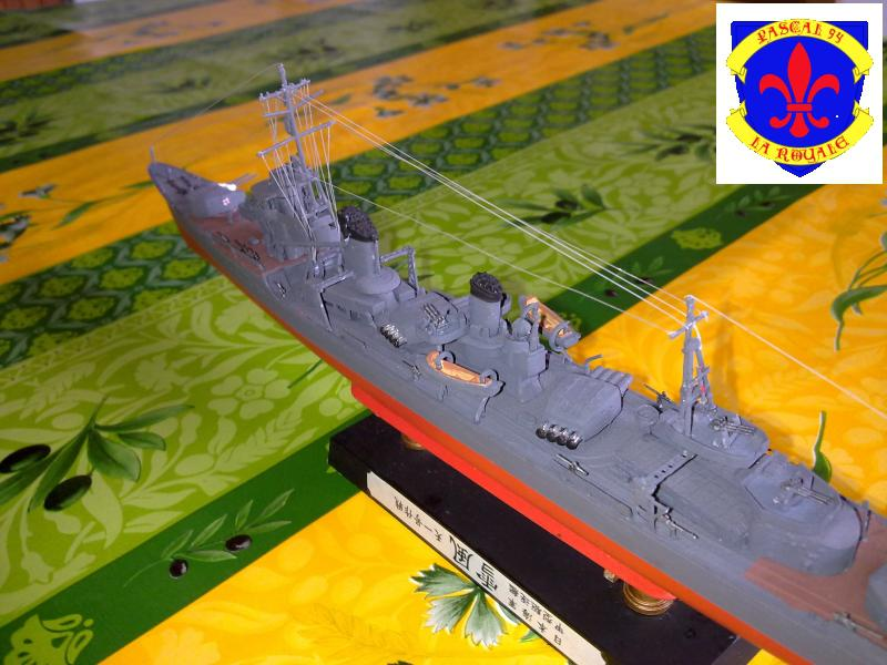 "Yukikaze ""opération Ten-Go 1945""  613"