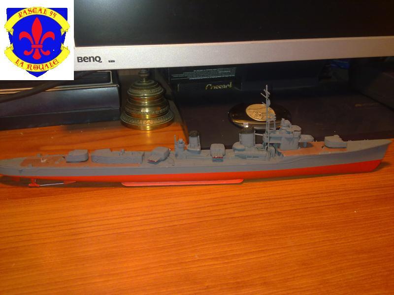 Destroyer Yukikaze par Pascal 72 au 1/350 de Hasagawa 615