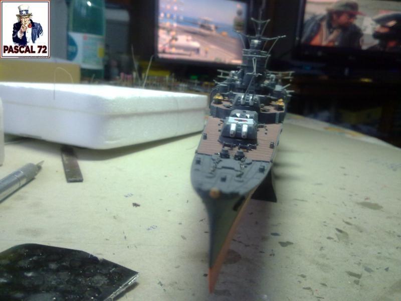 Croiseur lourd MOGAMI au 1/350 de Tamiya par pascal 72 61_110