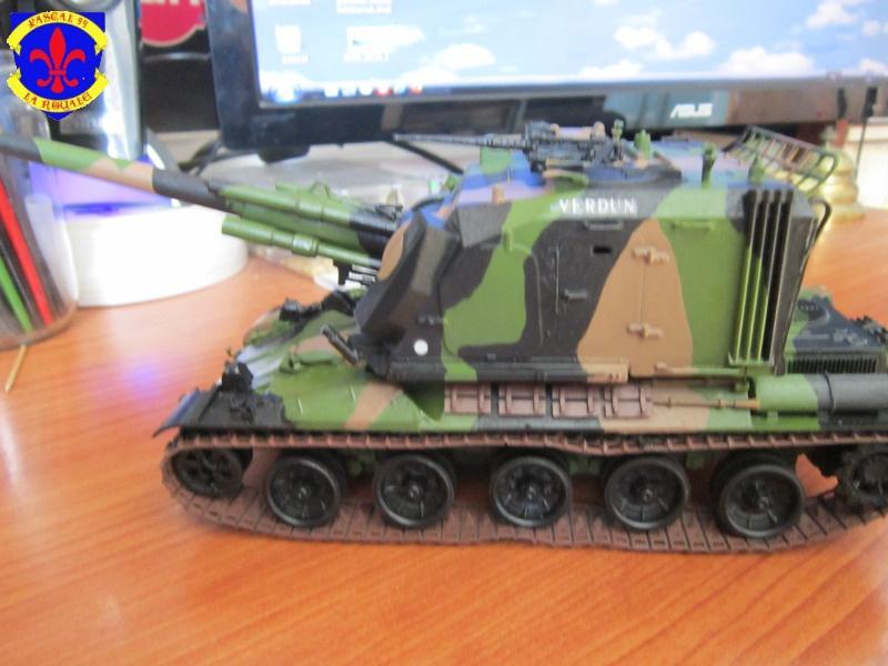 AMX 30 AUF1 au 1/35 d'Heller par Pascal 72 6213