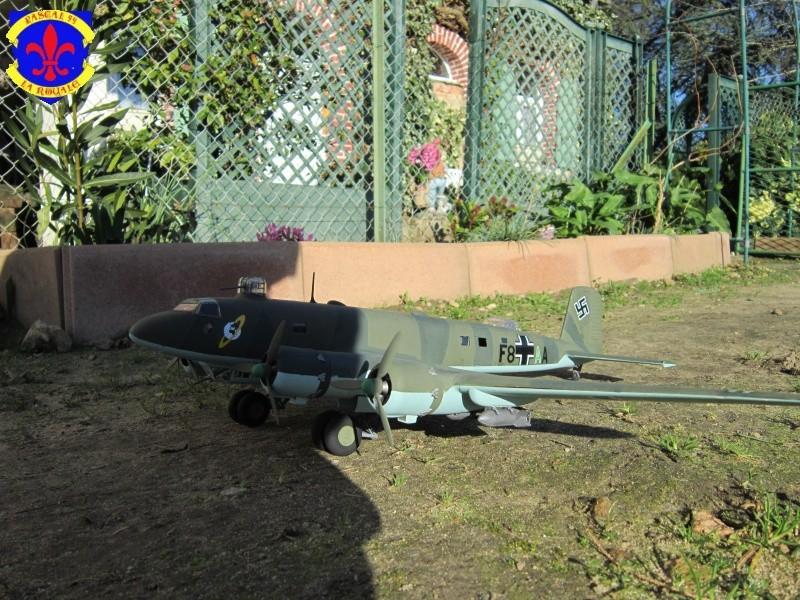 """FW200C-4 """"Condor"""" par Pascal 72 de Trumpeter au 1/48 623"""
