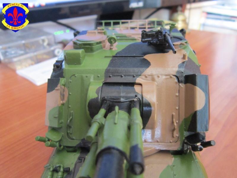 AMX 30 AUF1 au 1/35 d'Heller par Pascal 72 6313