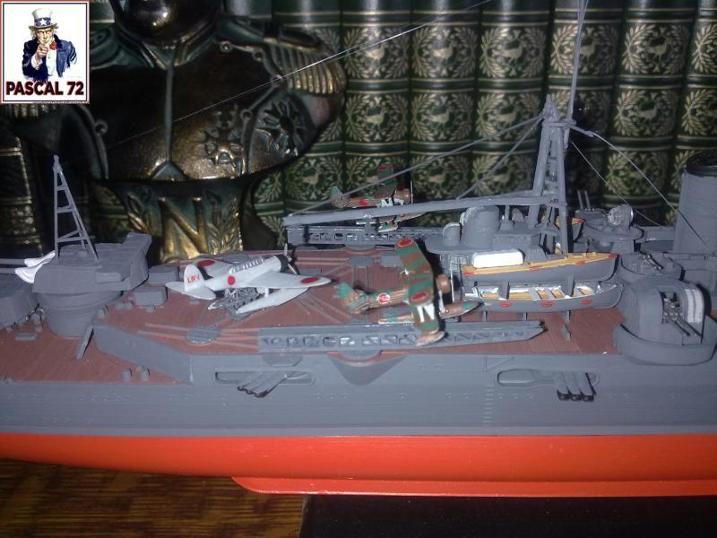 Croiseur lourd MOGAMI au 1/350 de Tamiya par pascal 72 63_110