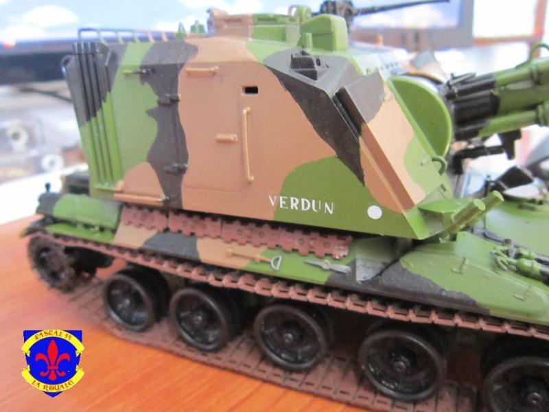 AMX 30 AUF1 au 1/35 d'Heller par Pascal 72 6415