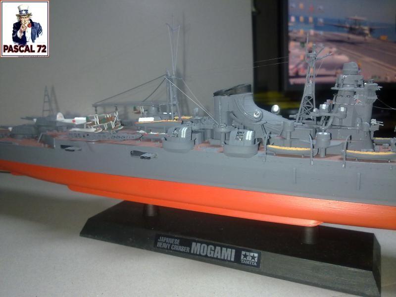 Croiseur lourd MOGAMI au 1/350 de Tamiya par pascal 72 64_110
