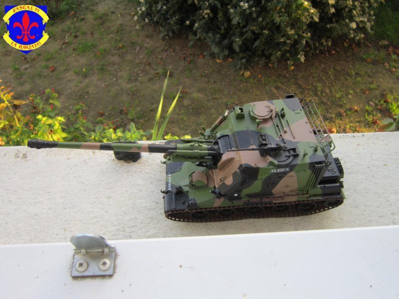 AMX 30 AUF1 au 1/35 d'Heller par Pascal 72 6514