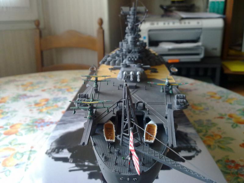 Cuirassé Yamato par Pascal 72 de Tamiya au 1/350 6610