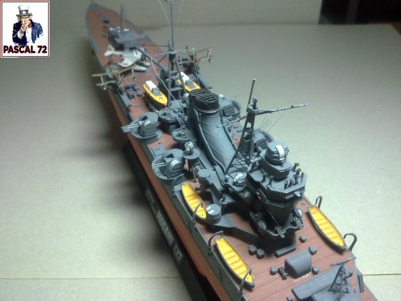 Croiseur lourd MOGAMI au 1/350 de Tamiya par pascal 72 66_110