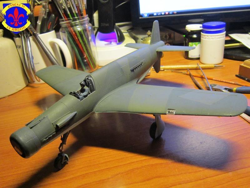 Dornier 335 A PFEIL de Tamiya au 1/48 par Pascal 72 6713