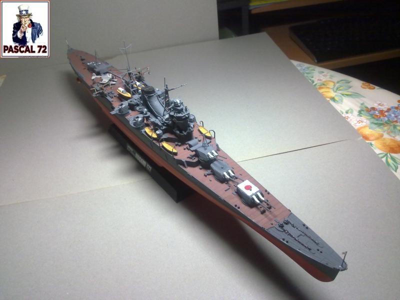 Croiseur lourd MOGAMI au 1/350 de Tamiya par pascal 72 67_110