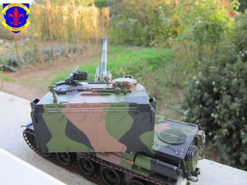 AMX 30 AUF1 au 1/35 d'Heller par Pascal 72 6812