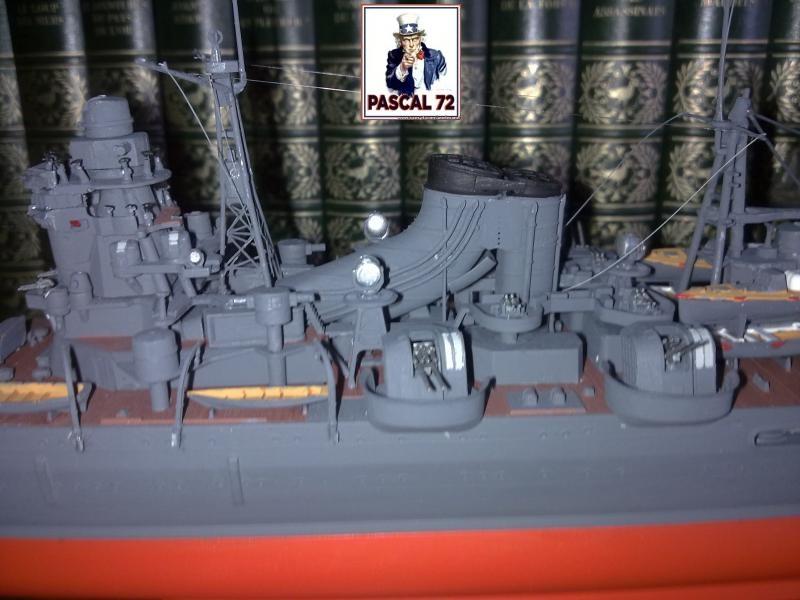 Croiseur lourd MOGAMI au 1/350 de Tamiya par pascal 72 68_110