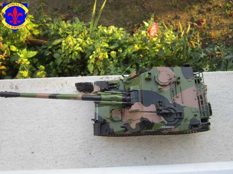 AMX 30 AUF1 au 1/35 d'Heller par Pascal 72 6912