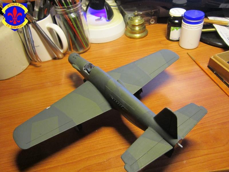 Dornier 335 A PFEIL de Tamiya au 1/48 par Pascal 72 6913