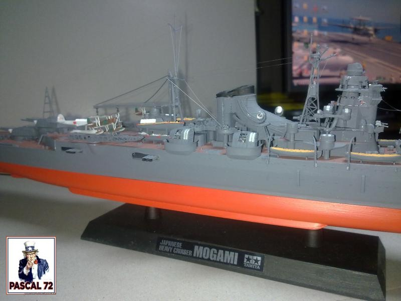 Croiseur lourd Mogami par Pascal 94 de Tamiya au 1/350 6_112