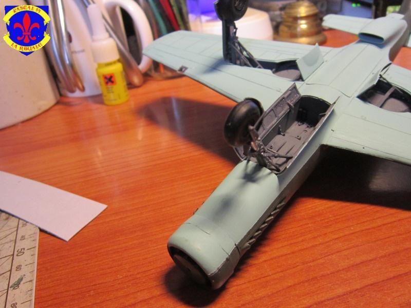 Dornier 335 A PFEIL de Tamiya au 1/48 par Pascal 72 7012