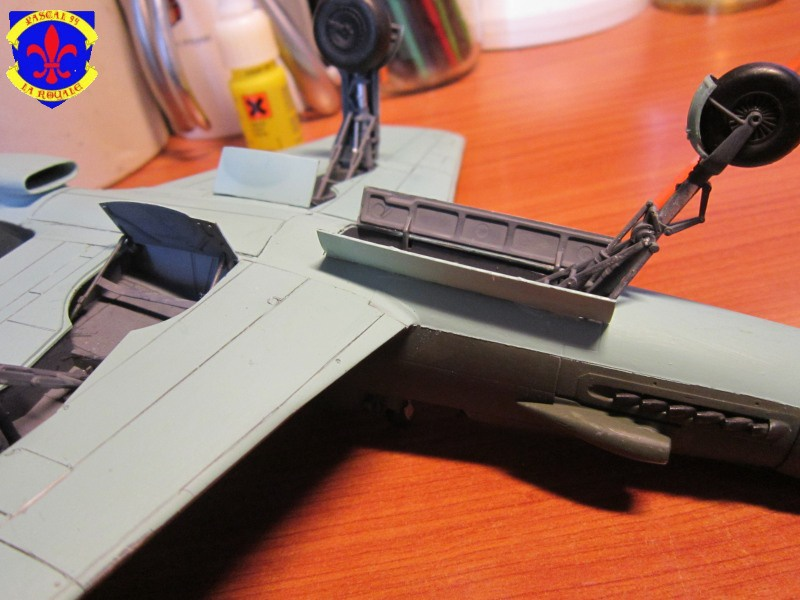 Dornier 335 A PFEIL de Tamiya au 1/48 par Pascal 72 7112