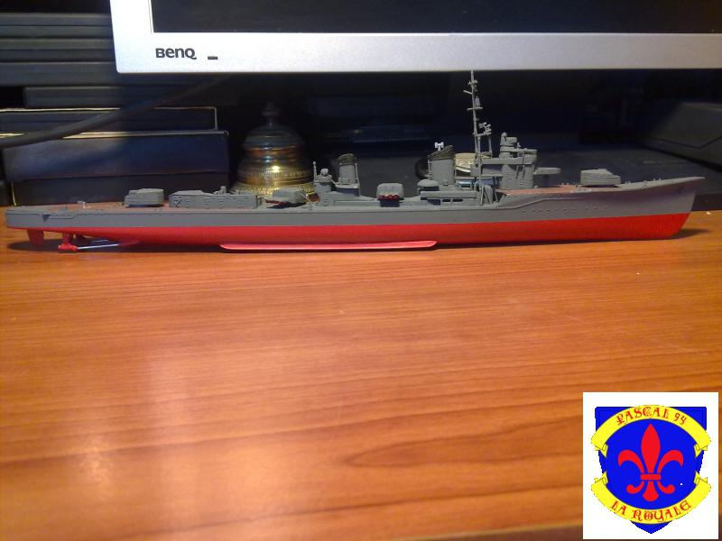Destroyer Yukikaze par Pascal 72 au 1/350 de Hasagawa 714