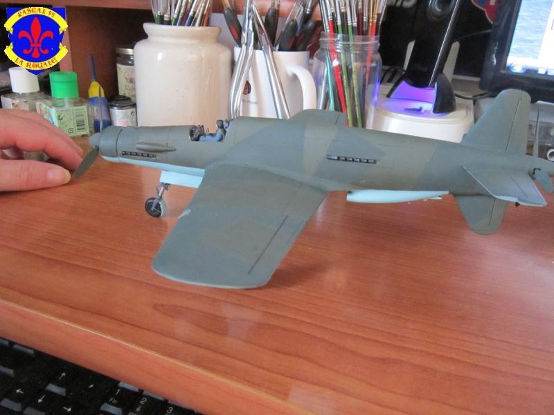 Dornier 335 A PFEIL de Tamiya au 1/48 par Pascal 72 7212