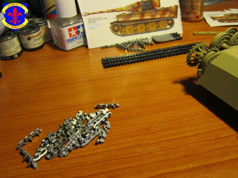 SD.KFZ.181 Tigre I de Tamiya au 1/35 par Pascal 72 726
