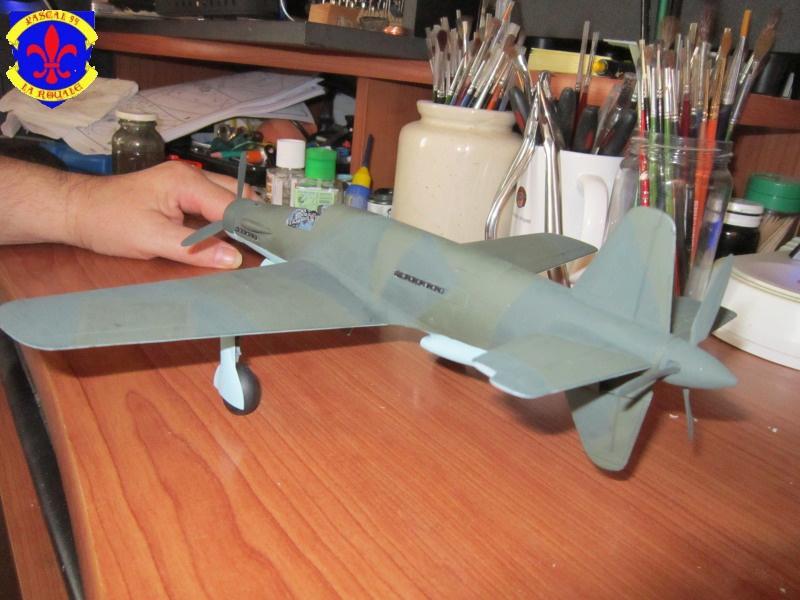 Dornier 335 A PFEIL de Tamiya au 1/48 par Pascal 72 7312