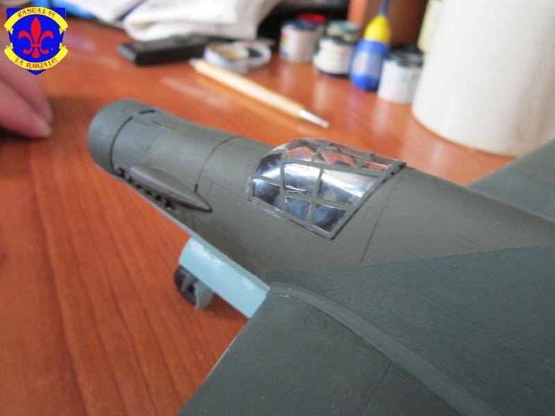 Dornier 335 A PFEIL de Tamiya au 1/48 par Pascal 72 7513