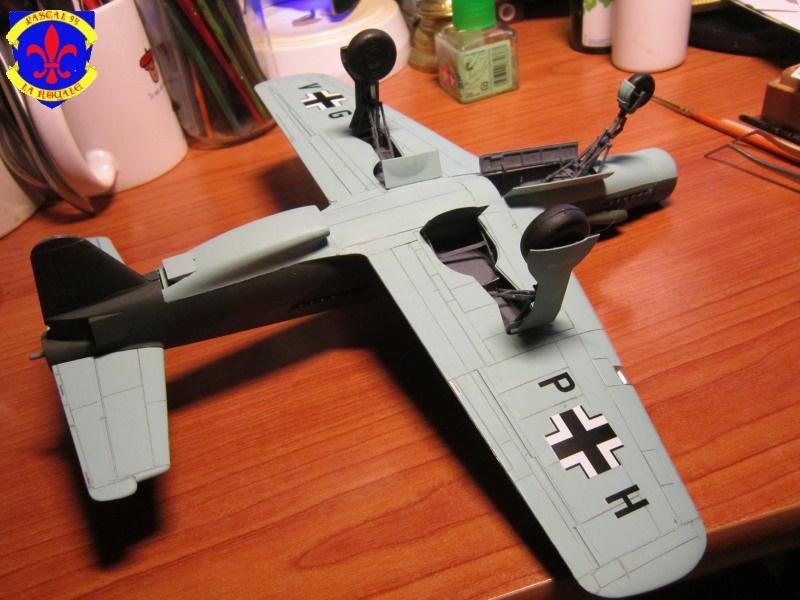 Dornier 335 A PFEIL de Tamiya au 1/48 par Pascal 72 7613