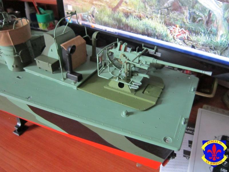 Elco 80 Torbedo boat par Pascal 72 Italeri au 1/35 7910