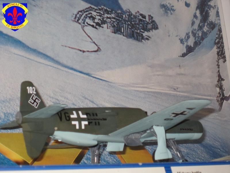 Dornier 335 A PFEIL de Tamiya au 1/48 par Pascal 72 7912