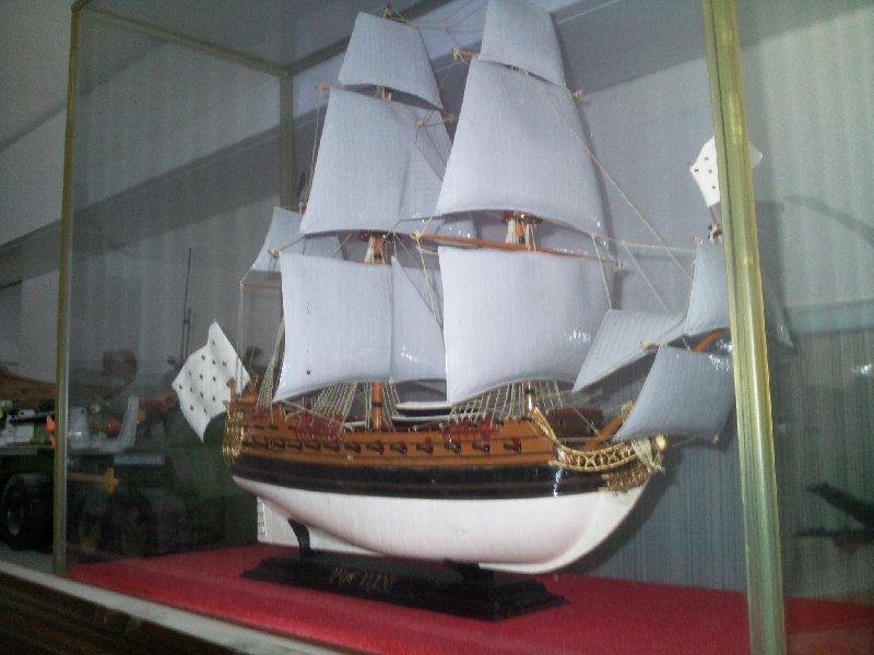 LE PHENIX, vaisseau au 1/150e par pascal 94 - Heller 79389210