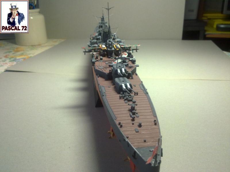 Croiseur lourd Mogami par Pascal 94 de Tamiya au 1/350 7_112