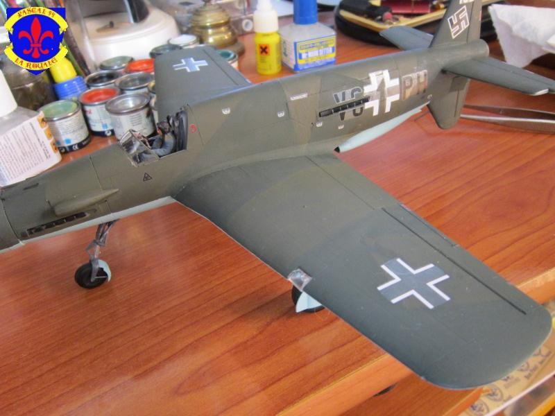 Dornier 335 A PFEIL de Tamiya au 1/48 par Pascal 72 8113
