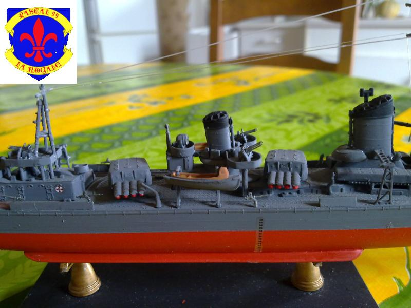 "Yukikaze ""opération Ten-Go 1945""  813"