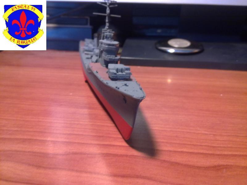 Destroyer Yukikaze par Pascal 72 au 1/350 de Hasagawa 815