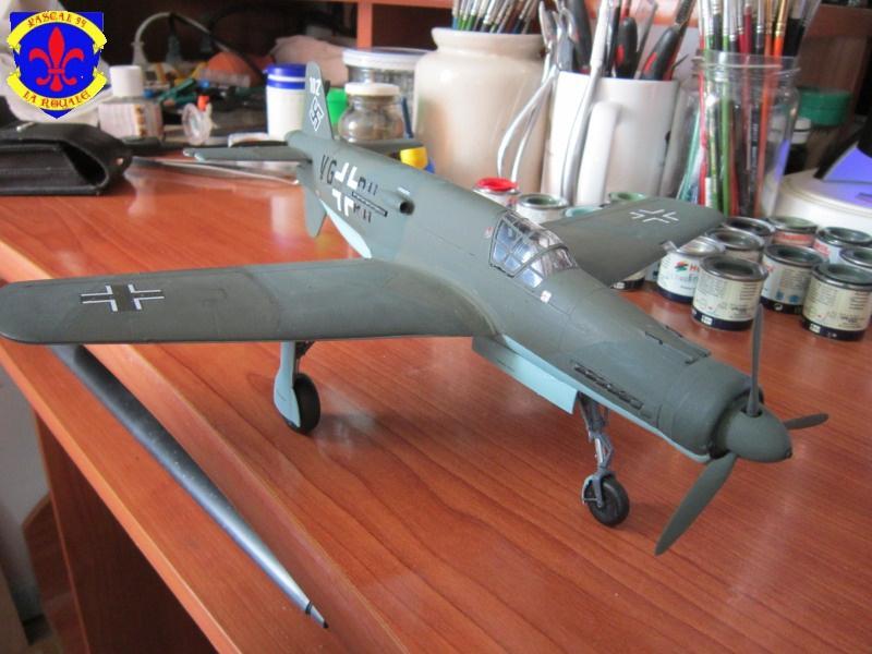 Dornier 335 A PFEIL de Tamiya au 1/48 par Pascal 72 8212