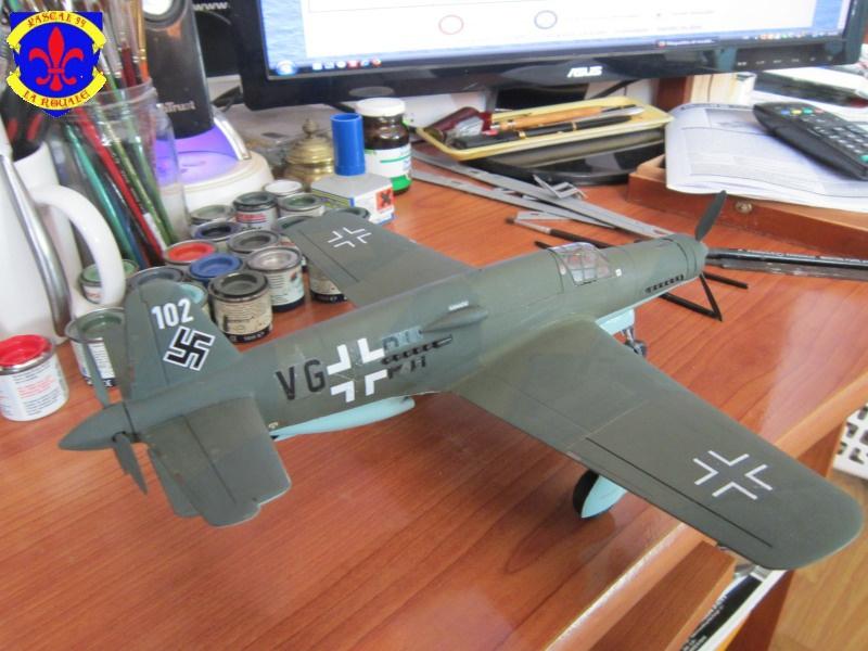 Dornier 335 A PFEIL de Tamiya au 1/48 par Pascal 72 8412