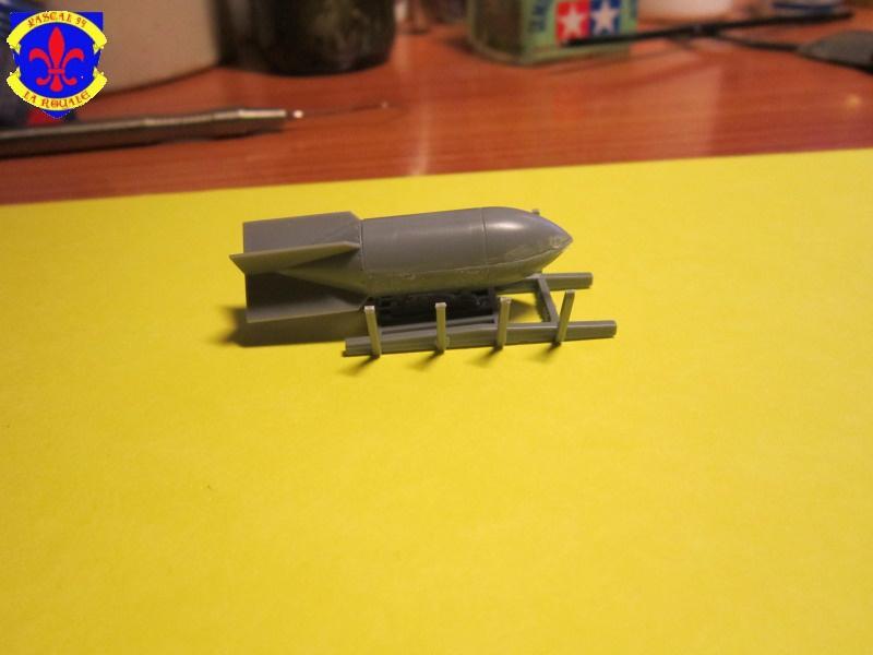 Dornier 335 A PFEIL de Tamiya au 1/48 par Pascal 72 847