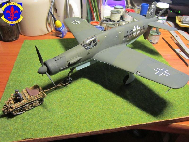 Dornier 335 A PFEIL de Tamiya au 1/48 par Pascal 72 8512