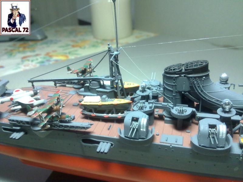 Croiseur lourd Mogami par Pascal 94 de Tamiya au 1/350 8_112