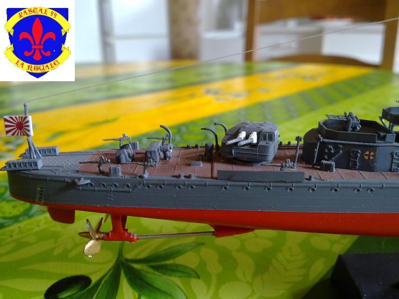 "Yukikaze ""opération Ten-Go 1945""  915"