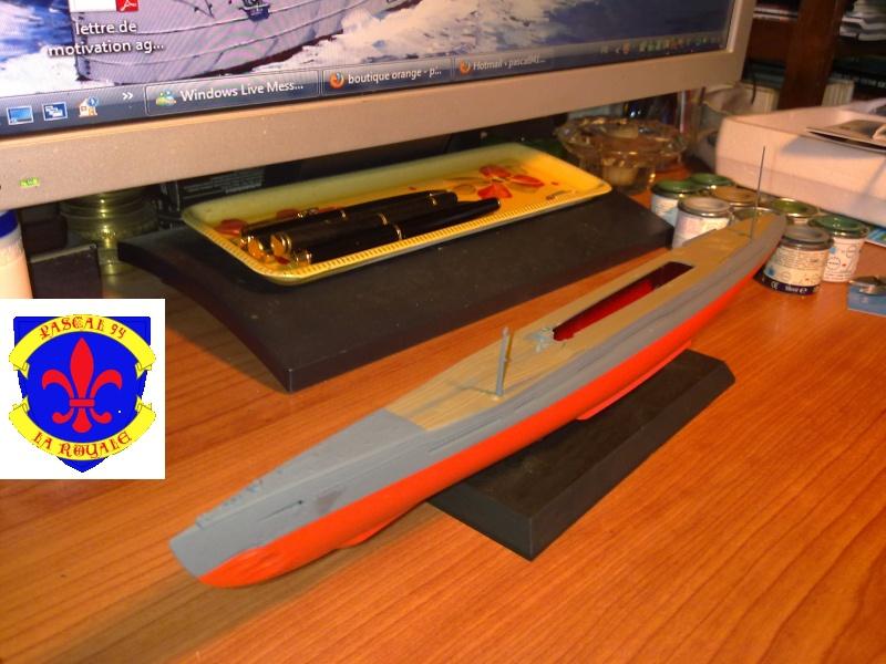 sous marin I-400  de Tamiya par pascal 72 au 1/350 919