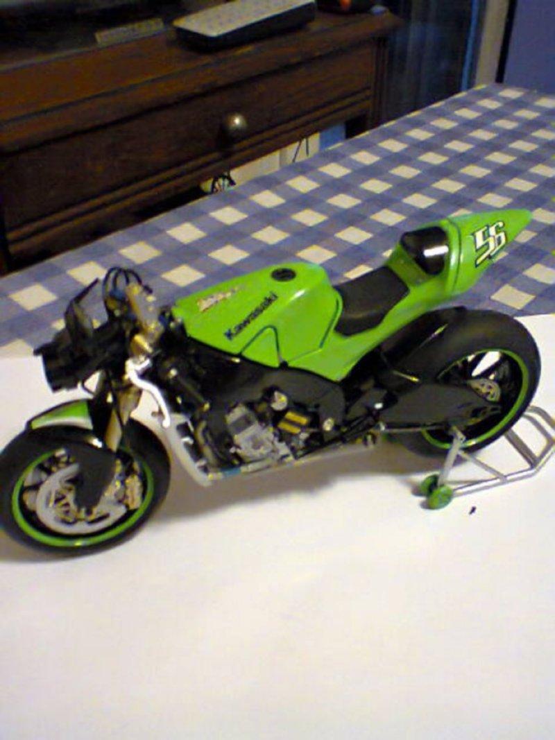 Kawasaki NINJA  tamiya 1/12  92461510